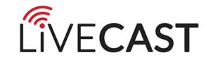 LiVECAST Logo